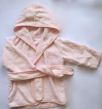 BABY KIDS BIO BATH SHORT ROBE