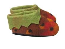 Felt new design baby shoe