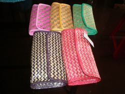 CHEAP PRICE ! NATURAL STRAW WALLETS FROM VIETNAM