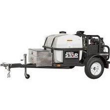 Northstar Diesel Hot Water Pressure Washer Trailer - 4.0 GPM, 4000 PSI