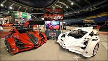 Brand New 2014 T-Rex Aero 3S Three Wheel Motorcycle