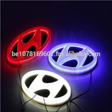 car emblem Hotsale New wholesale 4d car logo led lighted
