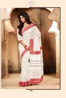 Cotton sarees blouse designs / handloom cotton saree at wholesale price