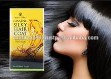 Ginseng Silky Hair Coat -Regrowth Repair Treatment Serum Natural Herbal Extractt