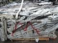extrusões de alumínio 6063