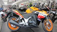 Originally New Honda CBR 250 R ABS
