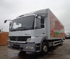 Mercedes-Benz Atego 1324 Refrigerator Truck (Left Hand) - Internal stock No.: 26329