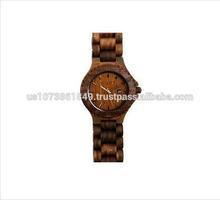 Fashion&popular&sunny GOOD-GOODS unisex wooden watch