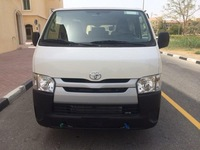 Toyota Hiace 2.5L Diesel Std roof 15 seater bus