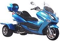 Brand New Ice Bear CRUISER 150cc Motor Trike Moped Scooter