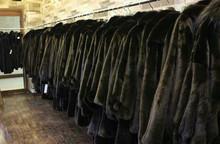 Real Mink Coat in Sale!