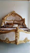 Luxury bed in stocks