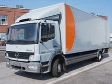 Mercedes-Benz Atego 1218 Refrigerator Truck (Left Hand) - Internal stock No.: 26348