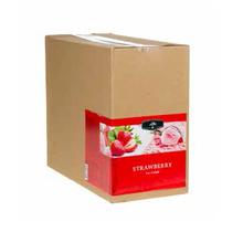 Ice cream 5 litre Strawberry. - Origin: Belgium