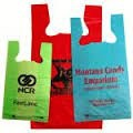 Carry-out plastic bag made of LDPE material with best price exporting to Singapore