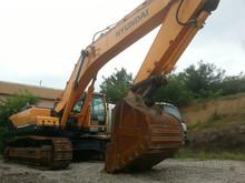 Used Hyundai R480LC-9 excavator