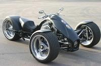 TriRod F3 300cc Adrenaline 3-wheel motorcycle