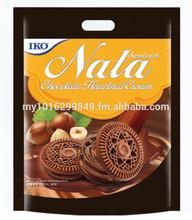 IKO Nata Cream Sandwich Biscuit