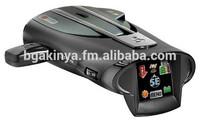 Cobra XRS 9970G Voice Alert 15 Band Radar and Laser Detector