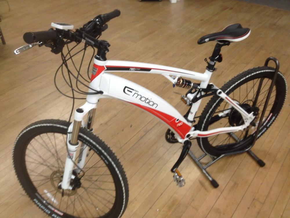 Sanyoeneloopsynergeticไฮบริดไฟฟ้าจักรยานcy-spa600na