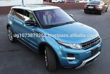 Land Rover Range Rover Evoque Dynamic Premium 2012