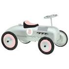 Silver Streak Ride-On Car in Pink Kids toy