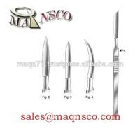 Bergmann Operating knives