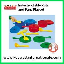 Indestructible Pots & Pans Playset
