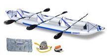 FastTrack 465ft Inflatable Kayaks