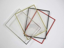 Aluminum acrylic 11x14 picture frames , various size available