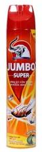 JUMBO SUPER AEROSOL INSECTICIDE LEMON 680ML
