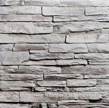 Modern artificial ledge walling stone - Vietnamese Cladding Stone