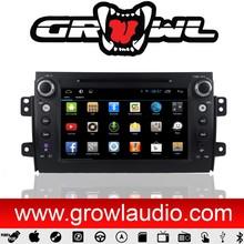 GROWL Android Car DVD GPS Navigation Head Unit for Suzuki SX4