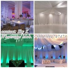 latest wedding backdrop logo background fashion show stage decorations