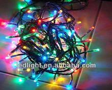 IP44 outdoor LED Christmas string light/outdoor garland/LED string light