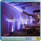 hot sale event wedding aluminum backdrop stand pipe drape