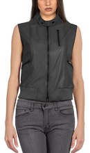 Peppy Leather Jacket For Women