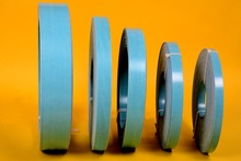 Resin-impregnated synthetic fabric guide tape/ wear strip/ bearing strip