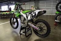 New 2012 Kawasaki KX 450F