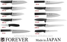 Knife kitchen, Titanium hybrid kitchen knife, lightweight, long lasting, rust resistant