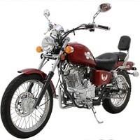 250cc Bandit Chopper Motorcycle
