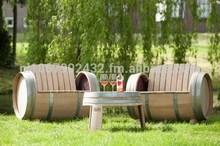 Winebarrel lounge set