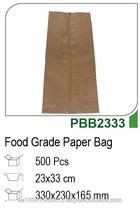 Paper bags food grade