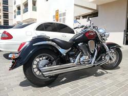 SUZUKI INTRYDER C800 CHOPPER MOTORBIKE (3033685,GASOLINE)