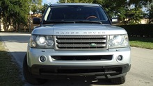 Used LHD Land Rover Range Rover Sport HSE 2007