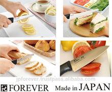 Bulk wholesale knives direct from manufacturer, titanium hybrid blades, made in Japan