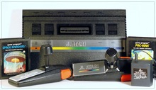 Atari 2600 starters kit complete with 2 best classic games