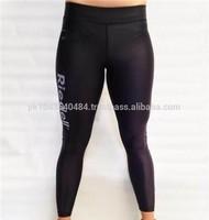 women compression tights nylon and spandex