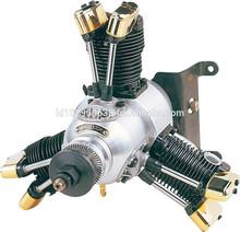 Saito RC airplane radial engine FA-170R3 27.8cc / 1.84KW