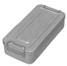Surgical Hollow Ware / Instruments Box with Hooks 300x150x50mm
